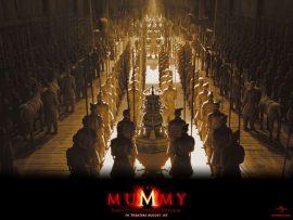 Papel de parede A Múmia – Tumba do Imperador Dragão #15
