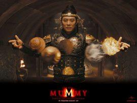 Papel de parede A Múmia – Tumba do Imperador Dragão #17