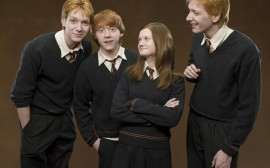Papel de parede Irmãos Winsley – Harry Potter