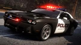 Papel de parede Viatura da Polícia – Need For Speed Hot Persuit