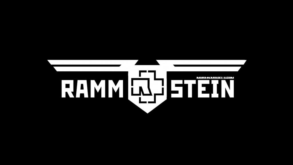 Papel de parede Rammstein Logo para download gratuito. Use no computador pc, mac, macbook, celular, smartphone, iPhone, onde quiser!
