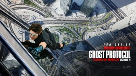 Papel de parede Tom Cruise Protocolo Fantasma