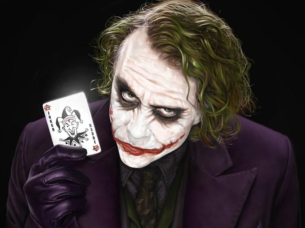 Papel de parede Joker – Heath Leager – Batman Arkhan City para download gratuito. Use no computador pc, mac, macbook, celular, smartphone, iPhone, onde quiser!