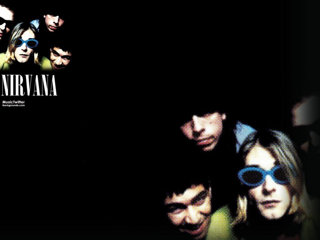 Papel de parede Nirvana para download gratuito. Use no computador pc, mac, macbook, celular, smartphone, iPhone, onde quiser!