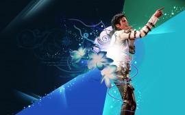 Papel de parede Montagem Michael Jackson