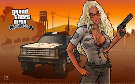 Papel de parede Amy Anderssen – GTA San Andreas para download gratuito. Use no computador pc, mac, macbook, celular, smartphone, iPhone, onde quiser!