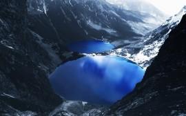 Papel de parede Lago da Montanha
