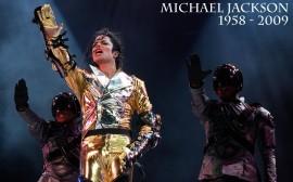 Papel de parede Michael Jackson Datado