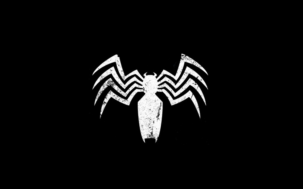 Papel de parede Logomarca Venom para download gratuito. Use no computador pc, mac, macbook, celular, smartphone, iPhone, onde quiser!