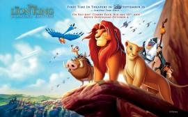 Papel de parede Rei Leão