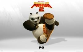 Papel de parede Po –  Kung Fu Panda 2