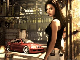 Papel de parede Need For Speed Most Wanted