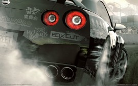 Papel de parede Need For Speed ProStreet