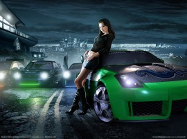 Papel de parede Need For Speed Underground