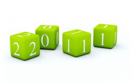 Papel de parede 2011 Dados