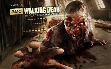 Papel de parede Zumbi de The Walking Dead para download gratuito. Use no computador pc, mac, macbook, celular, smartphone, iPhone, onde quiser!