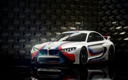 Papel de parede BMW Vision Gran Turismo 2014 para download gratuito. Use no computador pc, mac, macbook, celular, smartphone, iPhone, onde quiser!