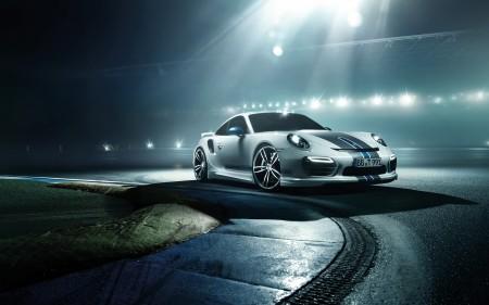 Papel de parede Tuning: Porsche 911 Turbo para download gratuito. Use no computador pc, mac, macbook, celular, smartphone, iPhone, onde quiser!