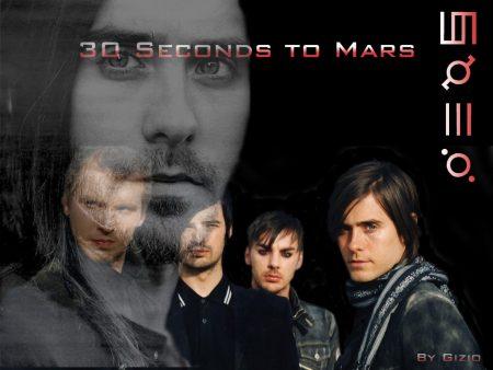 Papel de parede 30 Seconds to Mars – Banda de Rock para download gratuito. Use no computador pc, mac, macbook, celular, smartphone, iPhone, onde quiser!