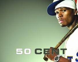 Papel de parede 50 Cent Wallpaper