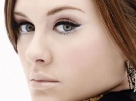 Papel de parede Adele: Jovem Cantora