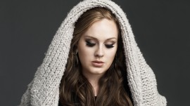 Papel de parede Adele: Cantora