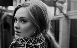 Papel de parede Adele: Bela Voz
