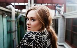Papel de parede Adele: Cantora Especial