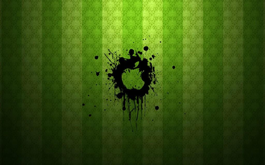 Papel de parede Apple: Verde para download gratuito. Use no computador pc, mac, macbook, celular, smartphone, iPhone, onde quiser!