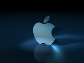 Papel de parede Apple: Em 3D
