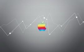 Papel de parede Apple: Gráfico
