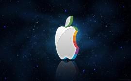 Papel de parede Apple: 3D