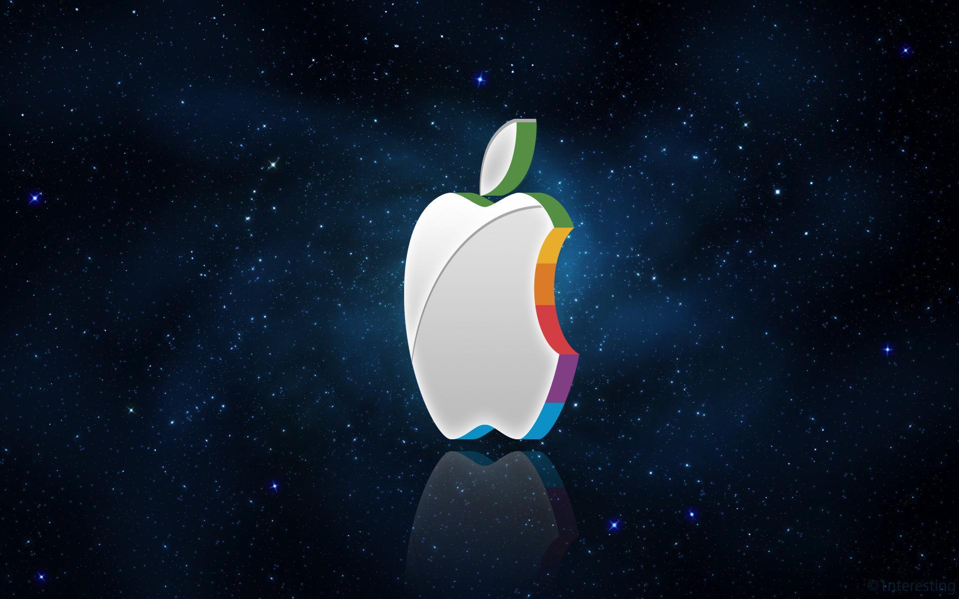 Papel De Parede Apple: 3D Wallpaper Para Download No