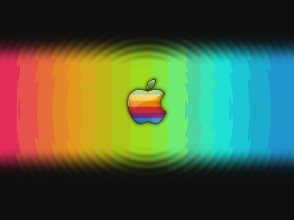 Papel de parede Apple: Colorido para download gratuito. Use no computador pc, mac, macbook, celular, smartphone, iPhone, onde quiser!