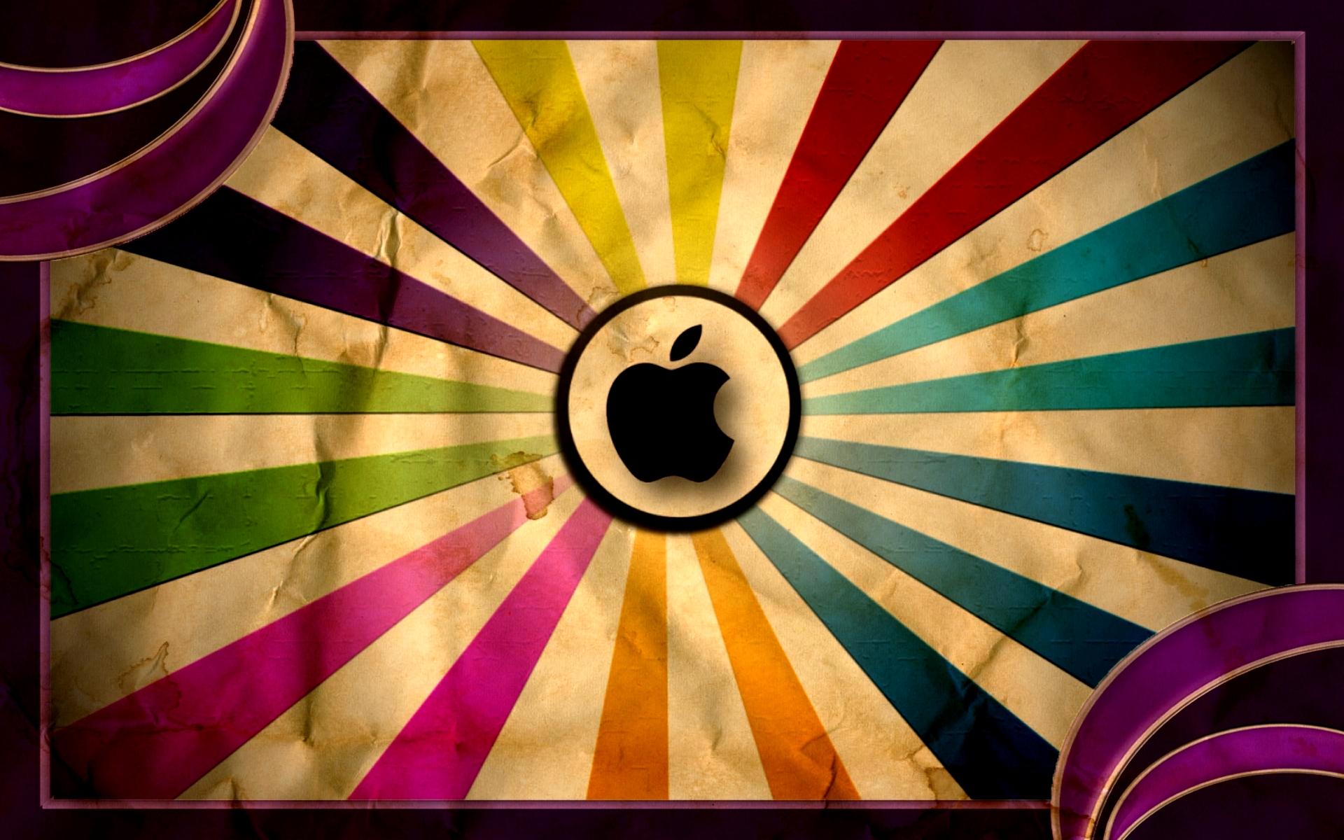 Papel de parede apple divertido wallpaper para download - Papel de pared barcelona ...