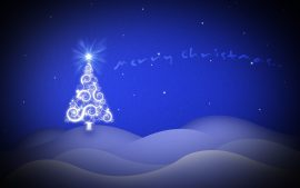 Papel de parede Árvore de Natal – Especial