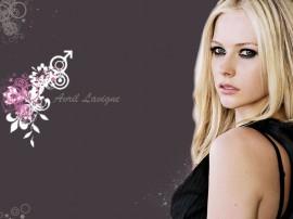 Papel de parede Avril Lavigne – Jovem
