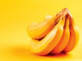 Papel de parede Cacho de Banana