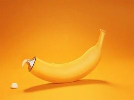Papel de parede Bisnaga de Banana