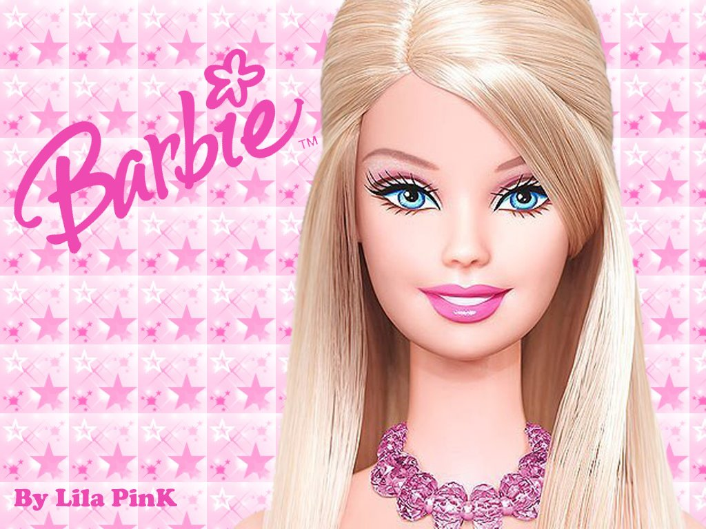 Papel de parede Boneca Barbie para download gratuito. Use no computador pc, mac, macbook, celular, smartphone, iPhone, onde quiser!