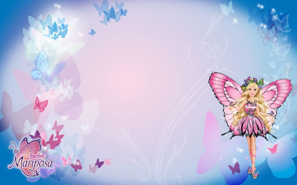 Papel de parede Barbie Fada para download gratuito. Use no computador pc, mac, macbook, celular, smartphone, iPhone, onde quiser!