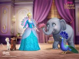 Papel de parede Barbie e os Animais