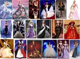 Papel de parede Barbie: Modelos