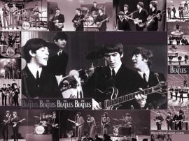 Papel de parede The Beatles – Rock