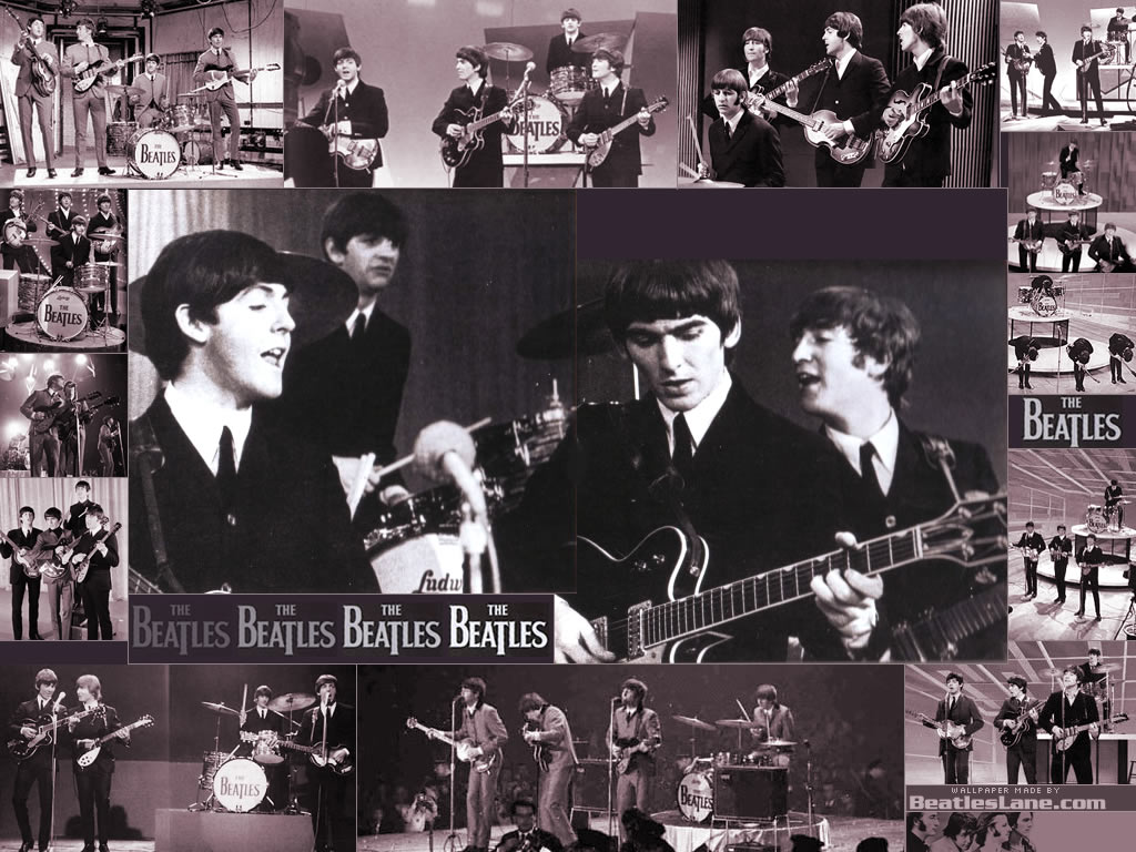 Papel de parede The Beatles – Rock para download gratuito. Use no computador pc, mac, macbook, celular, smartphone, iPhone, onde quiser!