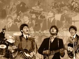 Papel de parede The Beatles – Show