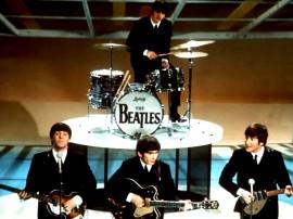 Papel de parede The Beatles – Televisão
