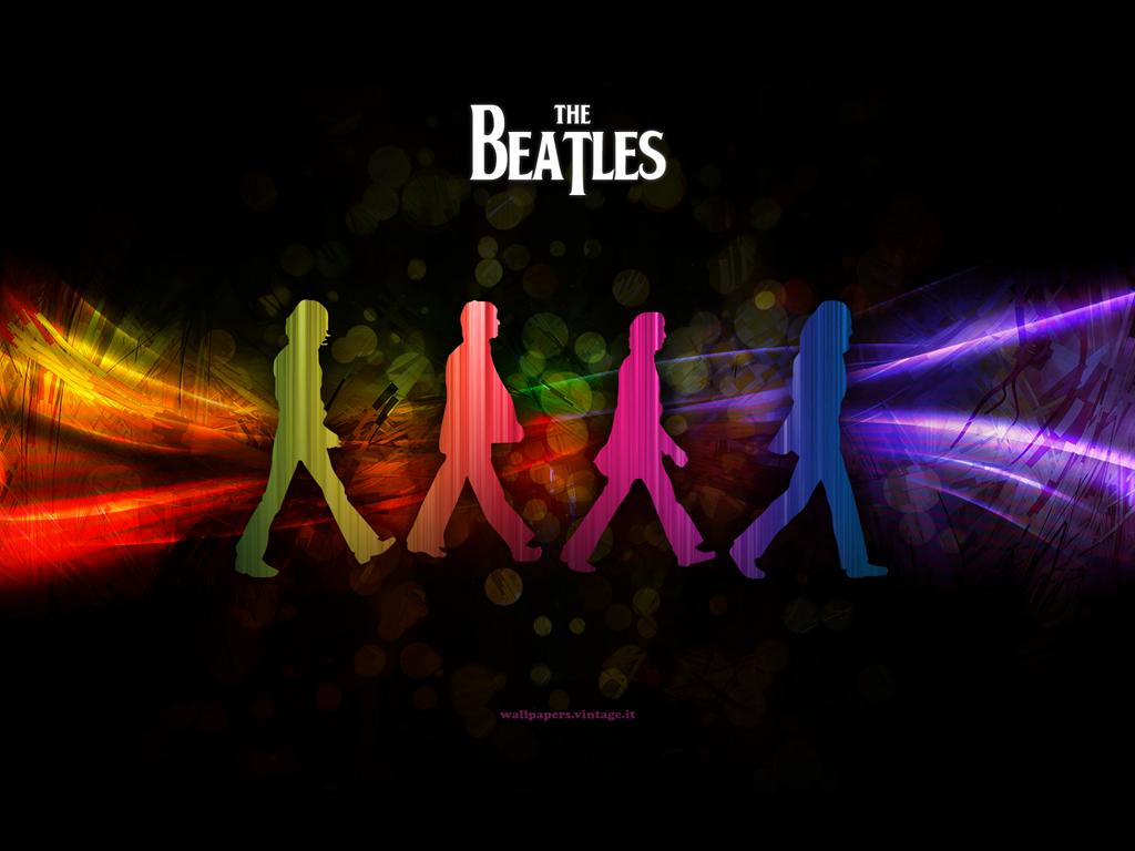 Papel de parede The Beatles – Colorido para download gratuito. Use no computador pc, mac, macbook, celular, smartphone, iPhone, onde quiser!