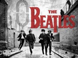 Papel de parede The Beatles – Legal