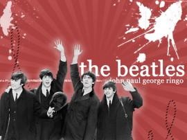 Papel de parede The Beatles – Jovens